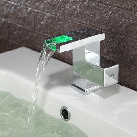Couleur contemporaine changer conduit robinet vier salle - Changer robinet salle de bain ...