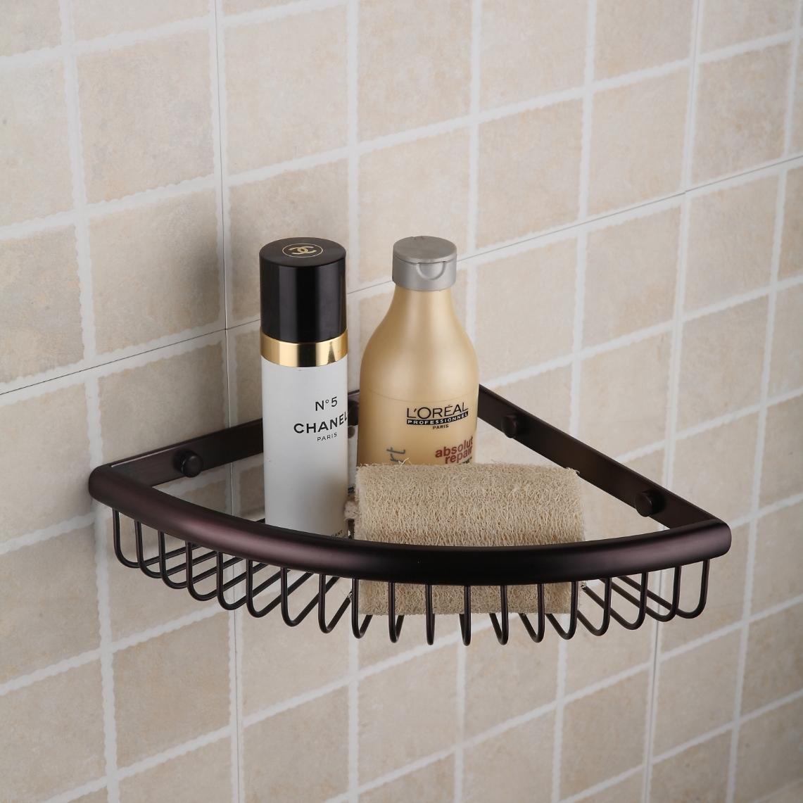 Accessoires de salle de bains modernes offrant touche for Ensemble salle de bain porte savon
