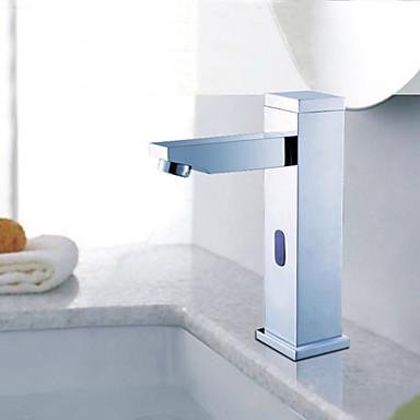 Contemporaine en laiton d tecteur automatique de lavabo robinet t0116 t0116 salle - Robinet automatique a detecteur infrarouge ...