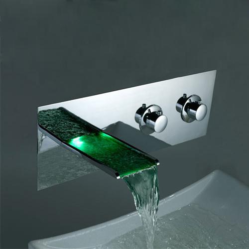 ... généralisée robinetterie de lévier de salle de bains T8001F